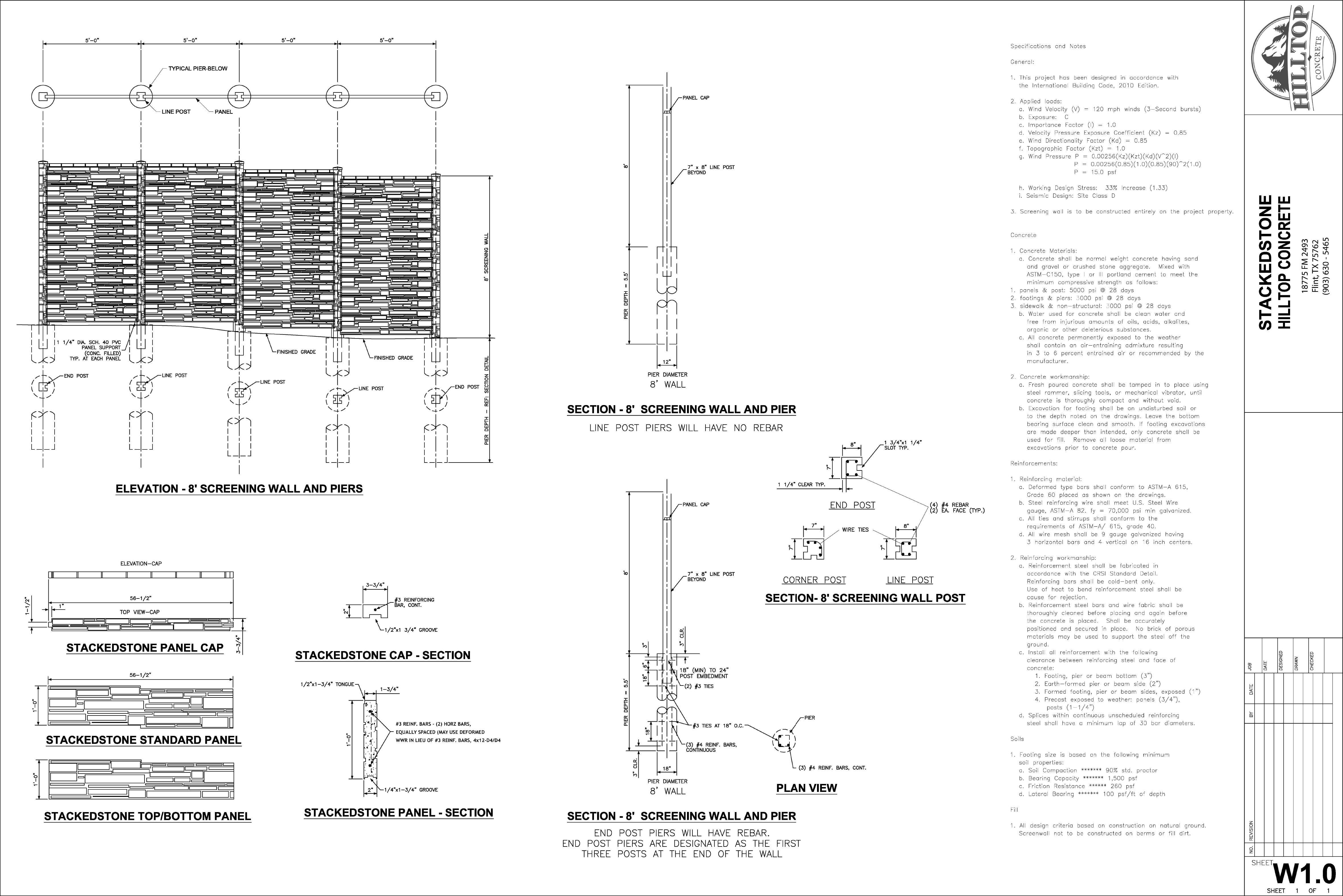 Hilltop Concrete - StackedStone 8ft - 2020 (1)