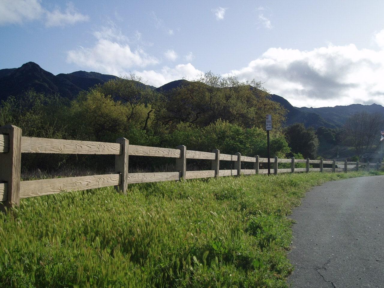 RanchRail Precast Fence DFW TX