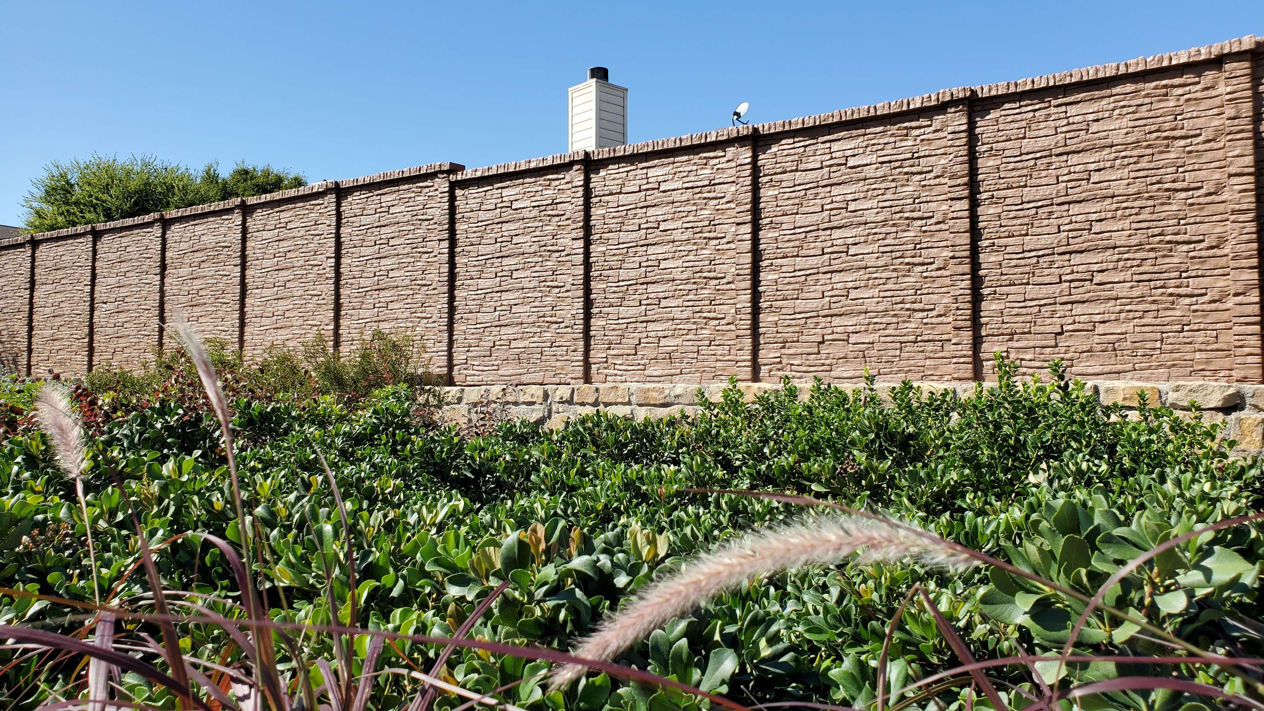 Precast Concrete Fence Forney TX