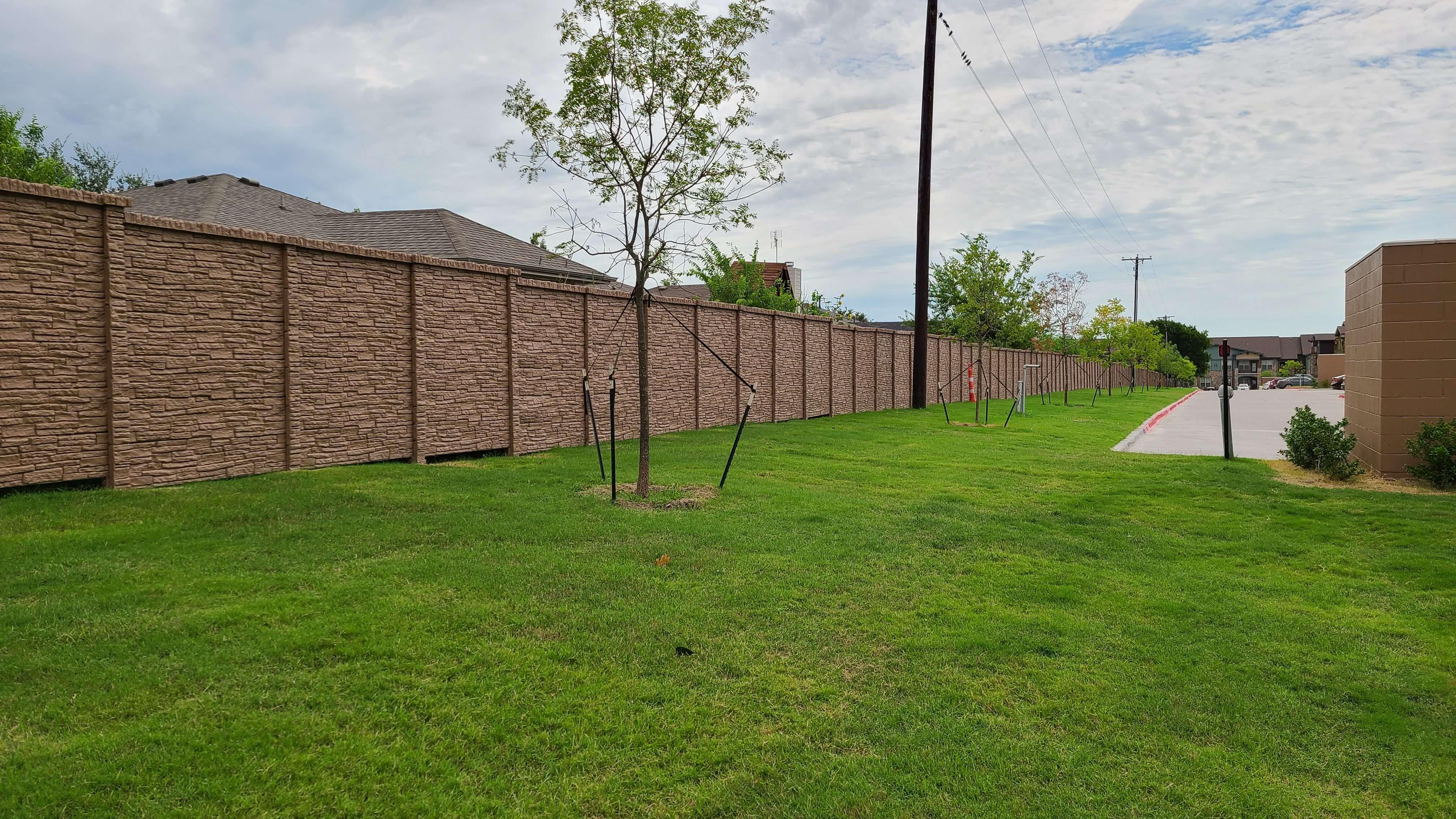 concrete fence dfw (1)